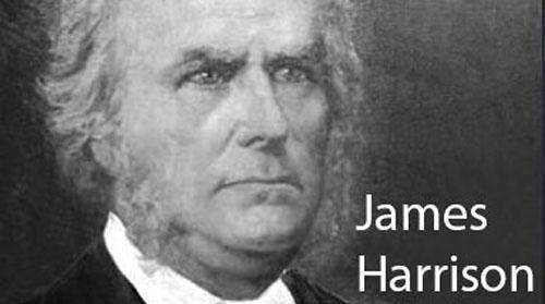 James Harrison Cover